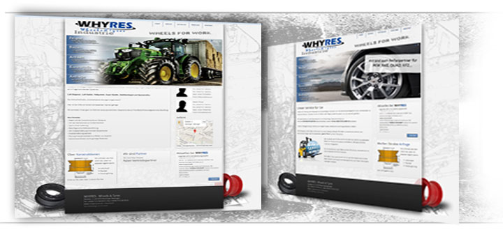 WHYRES Wheels & Tyres
